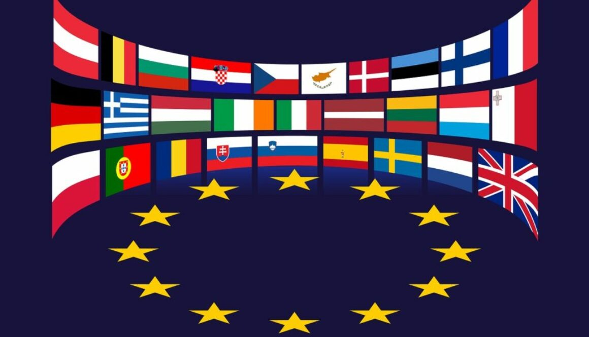 european-union BIld av Gordon Johnson